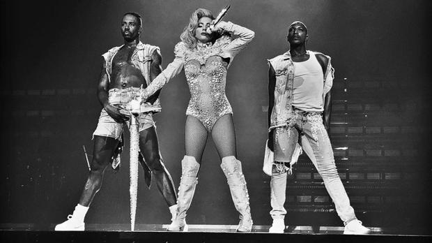 Concert de {Lady} {Gaga} a Barcelona