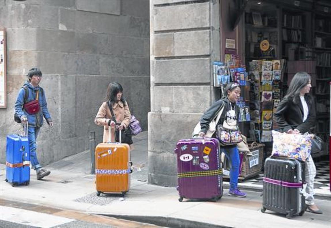 Entra en vigor el plan de alojamiento tur stico de barcelona Alojamiento barcelona