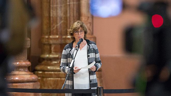 Rigau s'aferra al mandat del Parlament per justificar el 9-N