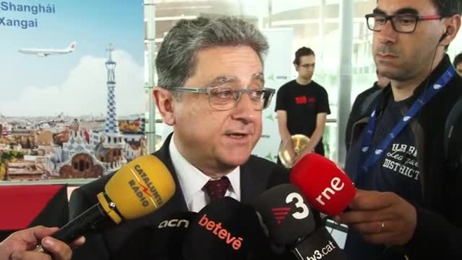 """Millo critica que la Generalitat """"llenci"""" diner públic en urnes per a un referèndum """"que no se celebrarà"""""""