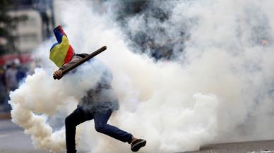Nuevos disturbios en Caracas tras las marchas de apoyo a los nuevos jueces del Supremo