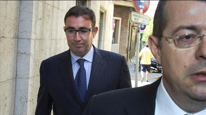 Diego Torres, en julio del 2013, en Palma de Mallorca.