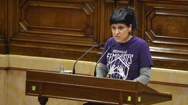 """La CUP pide que solo los medios que se """"comprometan"""" con el referéndum reciban subvenciones"""