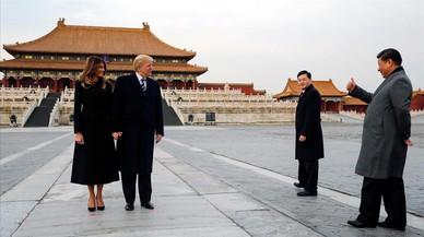 China frena un ataque a Pyongyang