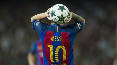 Messi i Cristiano a Google