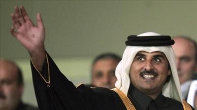 El emir Tamim bin Hamad al Zani pasar� unos d�as de vacaciones en Mallorca con sus tres espsas y ocho de sus hijos.
