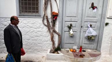 Leonard Cohen rep sepultura a Mont-real