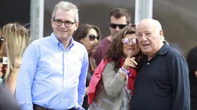 Amancio Ortega llueix orgull de pare