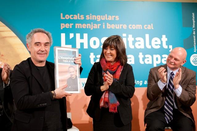 L'Hospitalet invita a los asistentes del Mobile World Congress a probar sus tapas