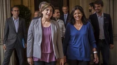 Els alcaldes europeus pacten una xarxa alternativa d'acollida als refugiats