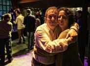 Sesión para discapacitados en la discoteca barcelonesa Luz de Gas, este domingo.