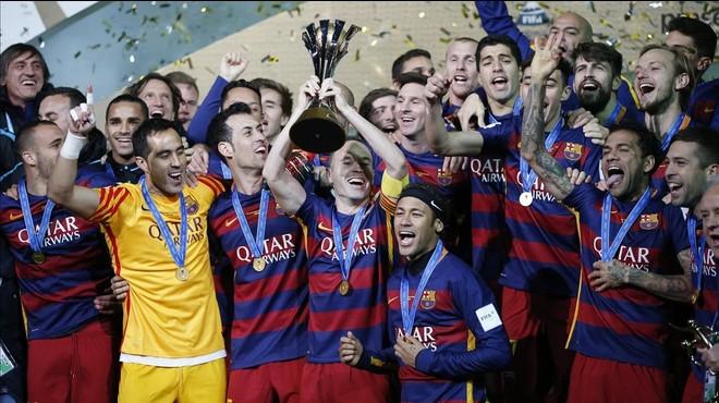 El món és del Barça
