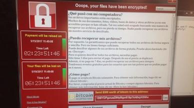 Empreses espanyoles afectades pel ciberatac mundial de 'ransomware'