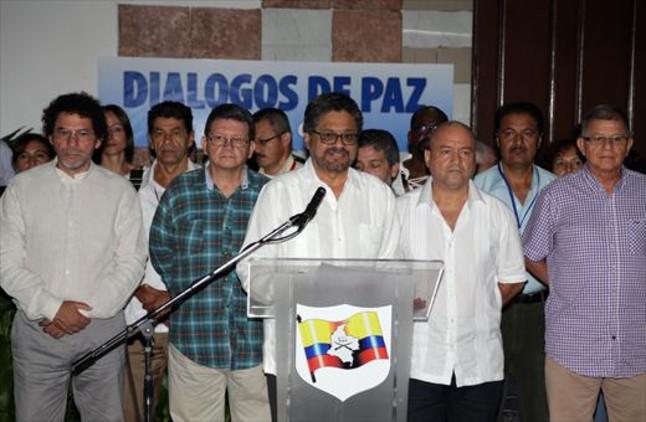 Las FARC tiene intención de reunirse con el Papa Francisco durante su visita a Cuba