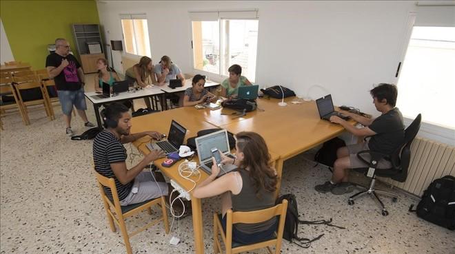 'Coworkings' que revitalizan pueblos