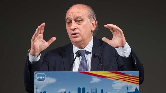 El Congrés reprova Fernández Díaz per l''operació Catalunya'
