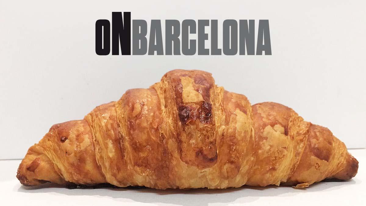 Los mejores cruasanes de Catalunya.