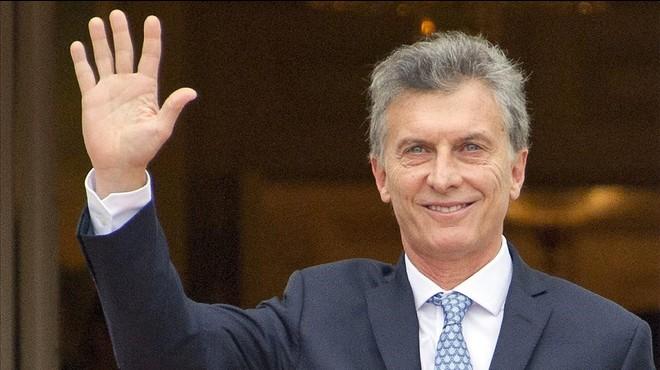 Macri, en dificultats per l'aparició d'un compte 'offshore' no declarat