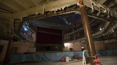 El Teatro Arnau, el verano pasado.