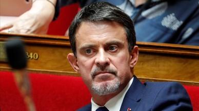 """Manuel Valls, dispuesto a participar en la campaña como """"patriota catalán, francés y europeo"""""""