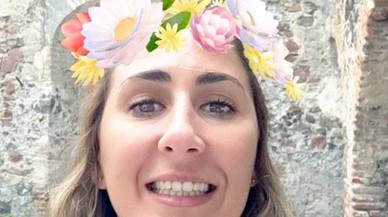 Mar�a Villar Galaz, en una foto de su perfil de Facebook.