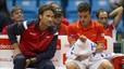 La federació ofereix a Moyà la renovació de la capitania de la Copa Davis