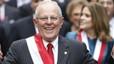 Kuczynski asume la presidencia de Per� con la promesa de promover una revoluci�n social