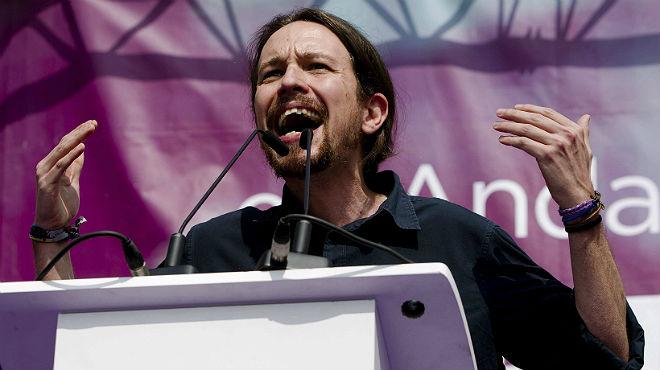 """Iglesias afirma que Rajoy vol que a Andalusia guanyin """"els de sempre"""""""