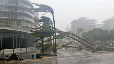Los efectos del huracán 'Irma' en Florida