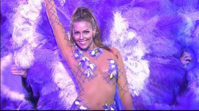 Pedroche es converteix en Jennifer Lopez