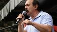 Philippe Martinez, el brazo de hierro del movimiento sindical en Francia