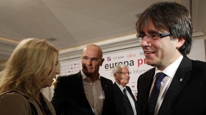 Puigdemont, disposat a pactar les condicions del refer�ndum