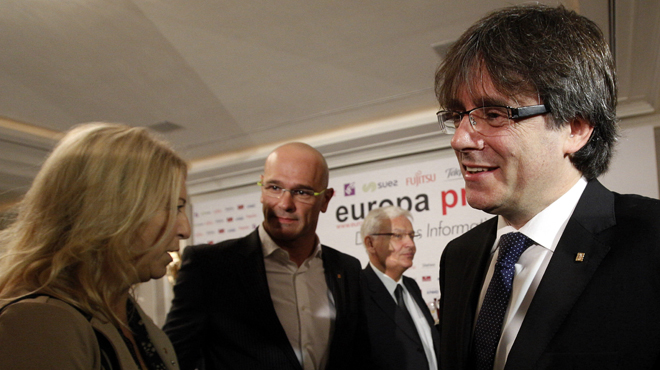 Puigdemont, dispuesto a pactar las condiciones del refer�ndum
