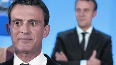 Macron da largas a Valls para ser candidato en las legislativas