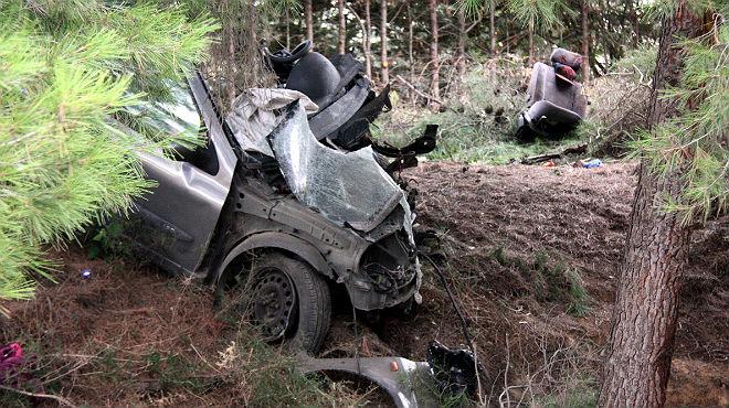 Tres morts i dos ferits lleus, saldo final de l'accident de dissabte a Cambrils