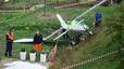 Un mort arran de la col·lisió de dos avions d'acrobàcies a Suïssa
