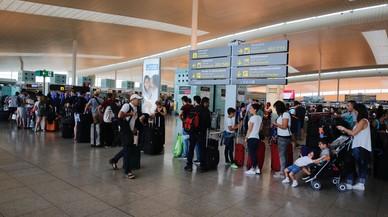 El Prat, entre els aeroports europeus que creixen més