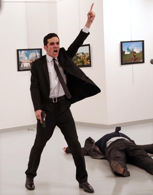 El World Press Photo de un año turbulento