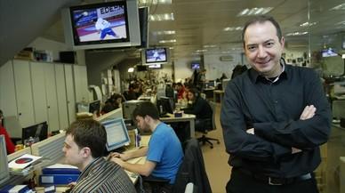Vicent Sanchis, nou director de TV-3
