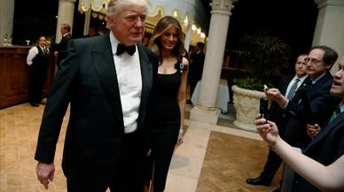 Trump ja prepara la seva investidura sense famosos