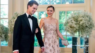 Miranda Kerr i Evan Spiegel esperen el seu primer fill en comú