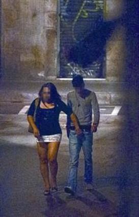 prostitutas calle leon prostituta callejera