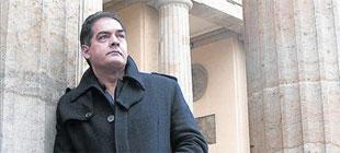 El ausente de BCNegra. Philip Kerr, en Berlín.