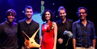 El musical 'El Petit Pr�ncep' llega a los escenarios bajo la direcci�n de �ngel Ll�cer y Manu Guix