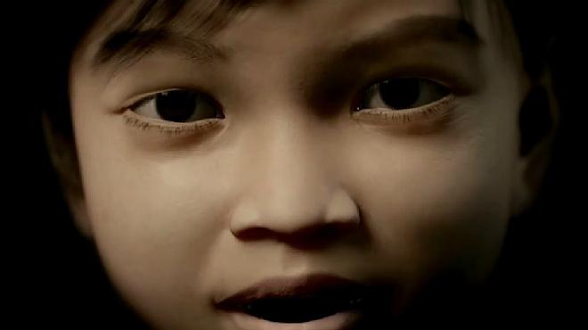 V�deo de la Fundaci�n Tierra de Hombres en el que explica el proyecto contra la pedofilia y a la ni�a virtual Sweetie.