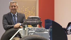 Ivan Segal, presidente de Renault España.