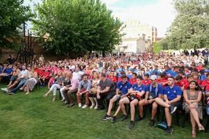 La gala de los deportistas de Sant Boi.
