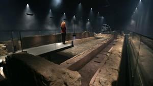 La reconstrucción del Mitreo de Londres.