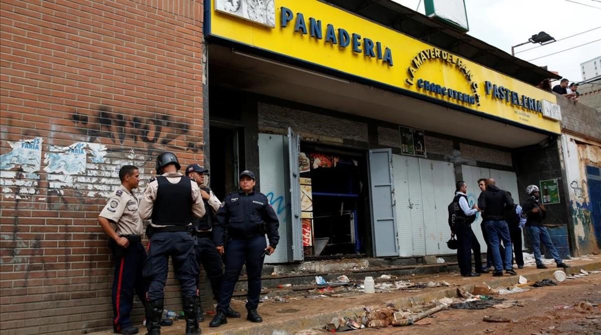 La crisis venezolana se agudiza con nuevas muertes en las calles de Caracas