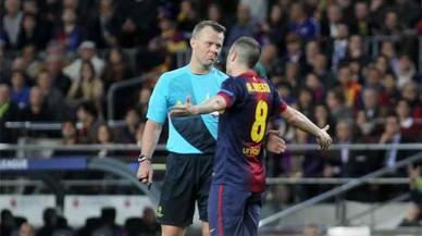 L'àrbitre de la 'Décima' del Madrid xiularà el Barça-Juve
